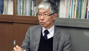 千賀康弘氏 東海大学海洋学部学部長・海洋地球科学科教授